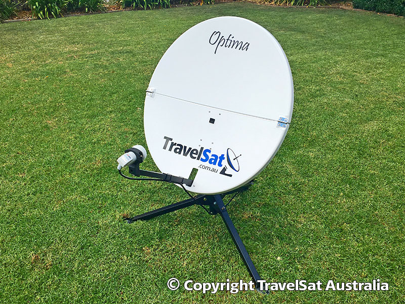 optima-t2 satellite dish