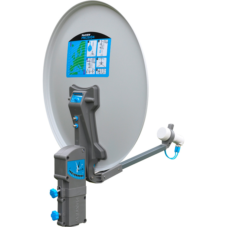 Maxview Precision Mobile Satellite Dish