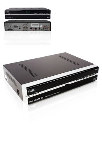 Altech UEC DSR4639 VAST Twin Tuner Satellite Decoder with 1TB HDD