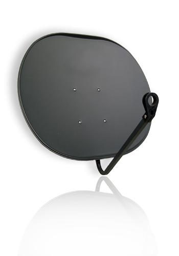 Azure Shine 80cm KU Band Satellite Dish