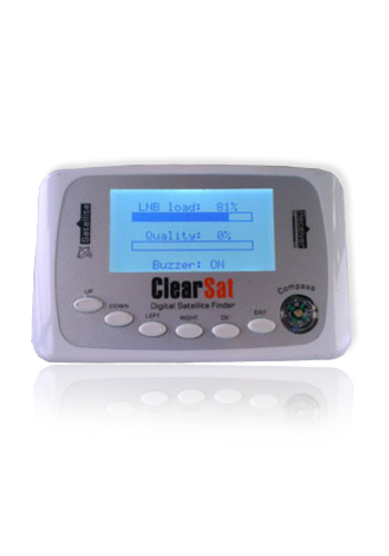 ClearSat SF3239 Digital Satellite Meter