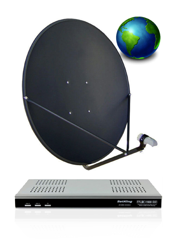 Free To Air Sat Kit for Christian or International Language