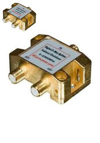 Satellite Signal Splitter - 2 Way