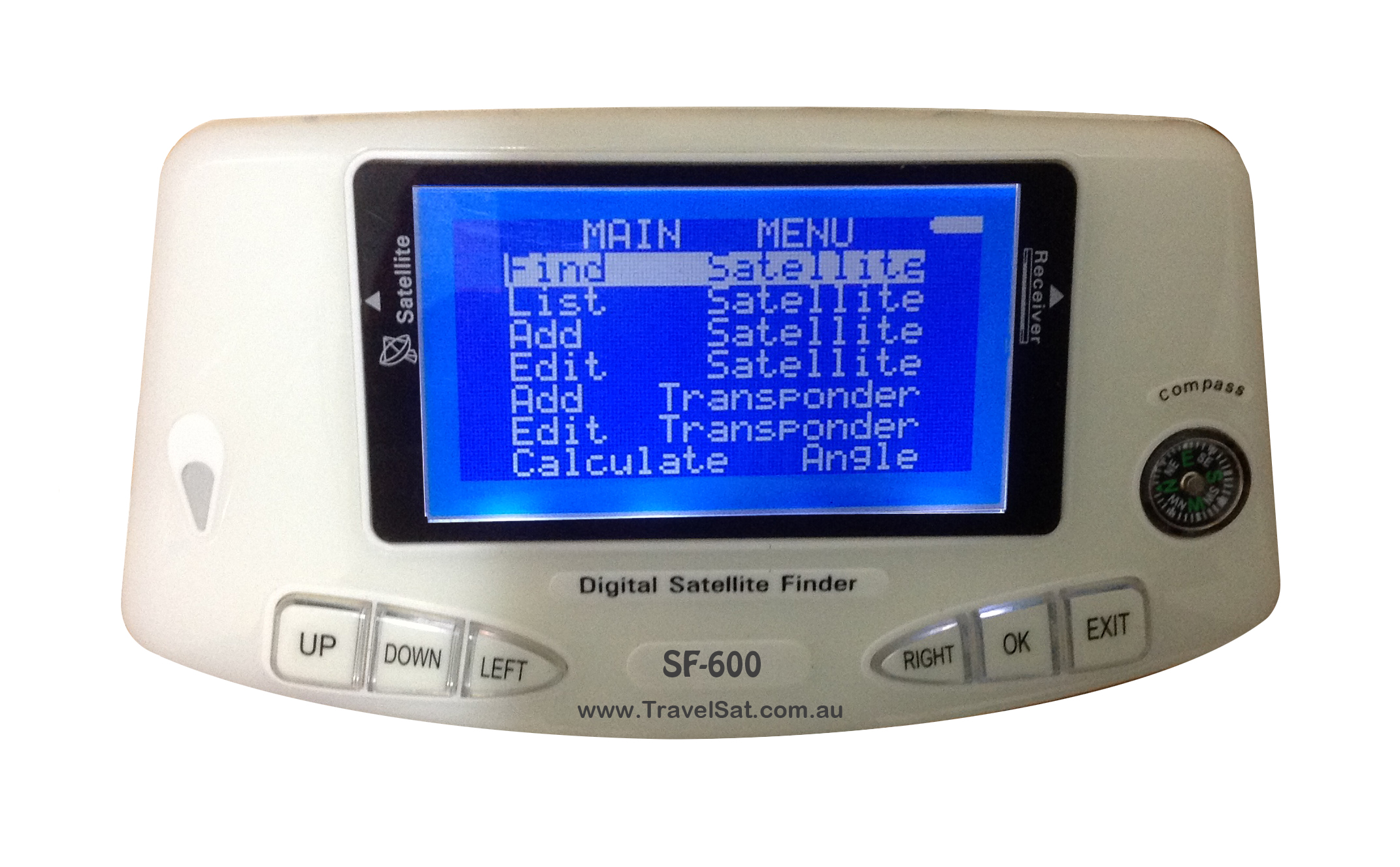 TravelSat SF600 Digital Satellite Finder