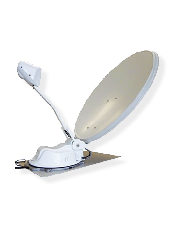 Sphere Fully Automatic Satellite Dish