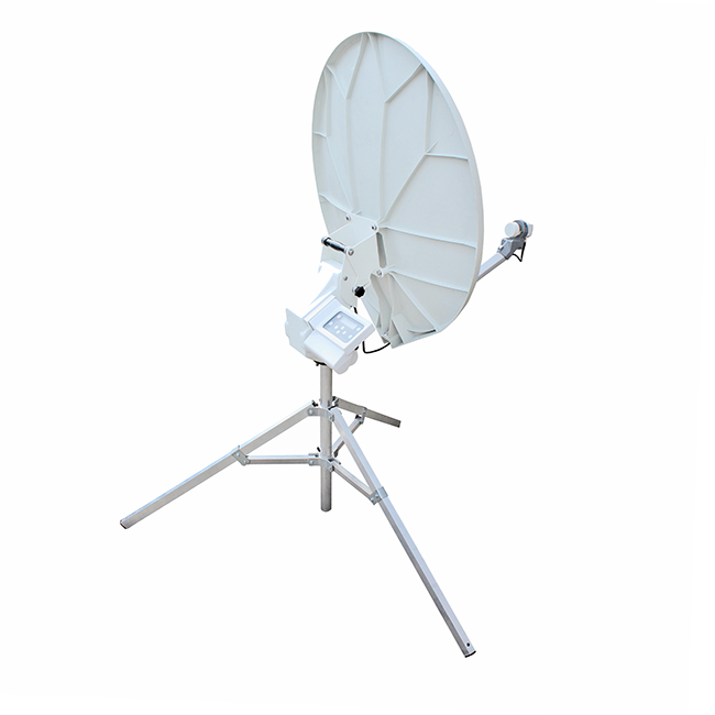 ON SALE - Travel Vision R6 Automatic Mobile Satellite Dish - BONUS FREE VAST DECODER